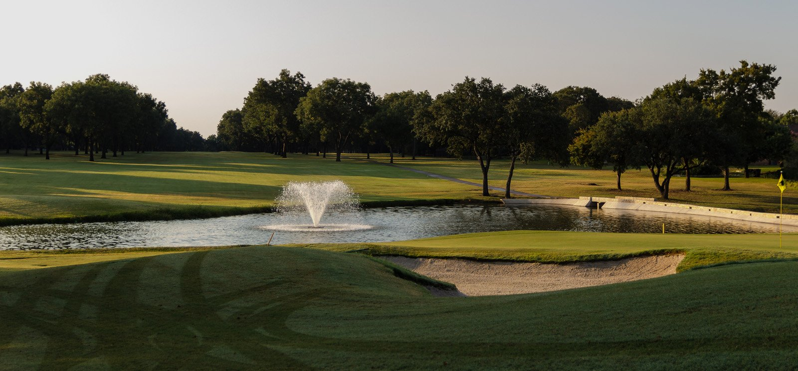 Pecan Plantation Golf Course